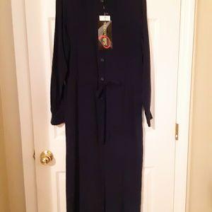 Diane Von Furstenberg silk dress. New.